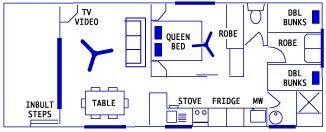 Superior Deluxe Family En-Suite Unit 2 Bedroom